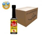 Molho Shoyu Taíb 150ml (Caixa c/ 24)