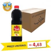 Molho Shoyu Taíb 1l (Caixa c/ 12)