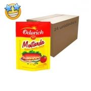 Mostarda Oderich Sachê 200g (Caixa c/ 24)