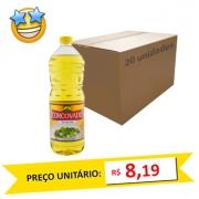 Óleo de Soja Corcovado 900ml (Caixa c/ 20)