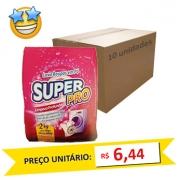 Sabão em Pó SuperPro 2kg (Caixa c/ 10)