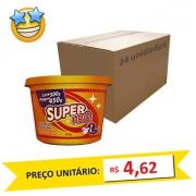 Sabão Pastoso Neutro SuperPro 500g (Caixa c/ 24)