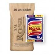 Sal Iodado Rosa 1kg (Fardo 10kg)