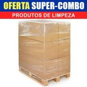 SUPER-COMBO Produtos de Limpeza (120 Itens)