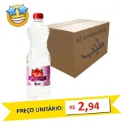 Vinagre de Álcool c/ Alho Taíb 750ml (Caixa c/ 12)