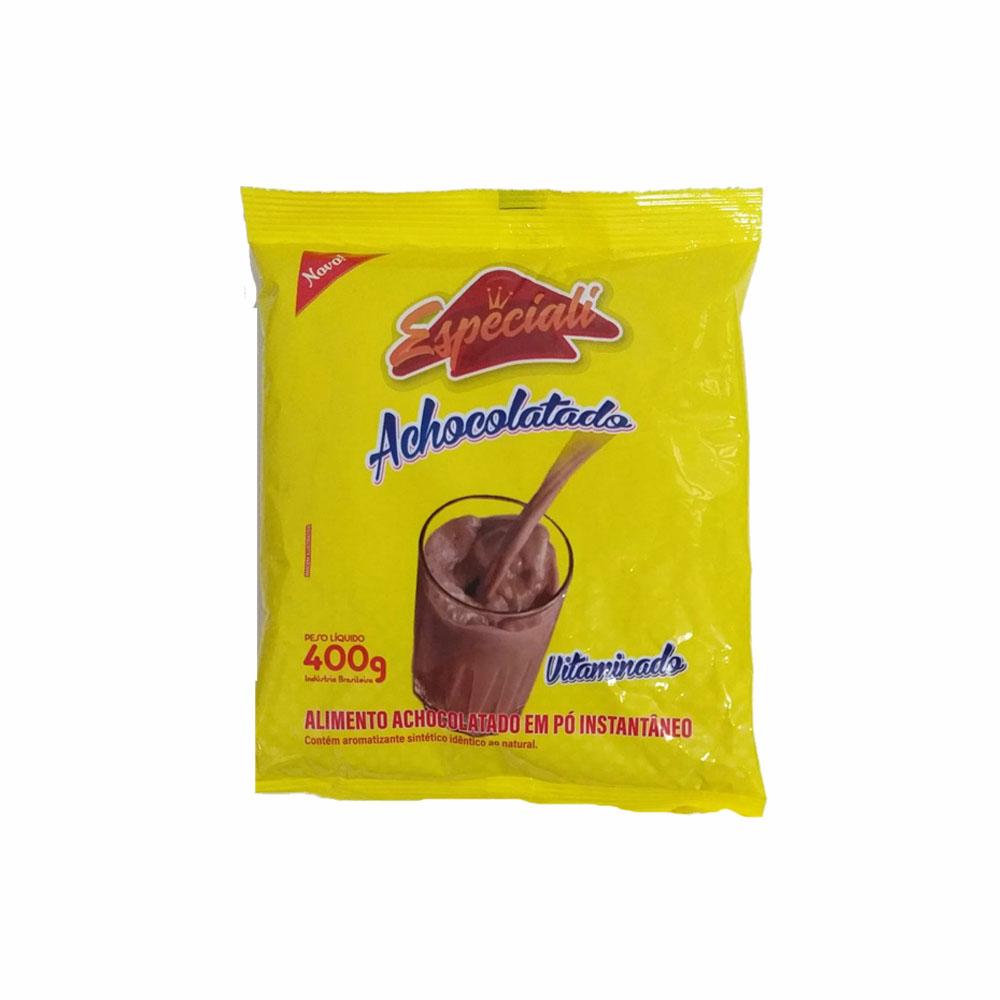 Achocolatado em pó Especiali 400g (fardo c/24)