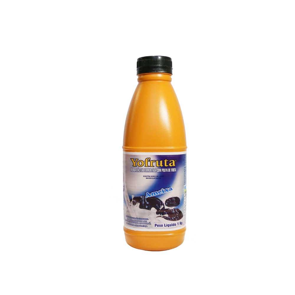 Bebida Láctea Ameixa Yofruta 1kg (Caixa c/ 12)