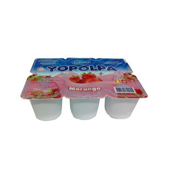 Iogurte Morango Yofruta - Caixa c/ 12
