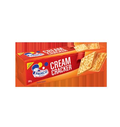 Biscoito Cream Cracker Panco 200g  - Grupo Borges Atacadista