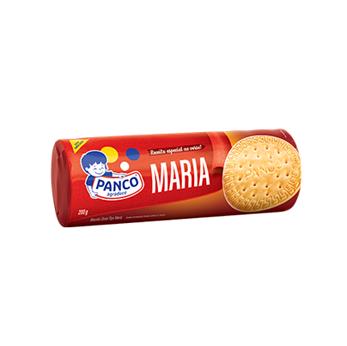 Biscoito Maria Panco 200g  - Grupo Borges Atacadista