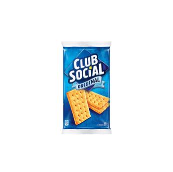 Biscoito Original Club Social 144g  - Grupo Borges Atacadista