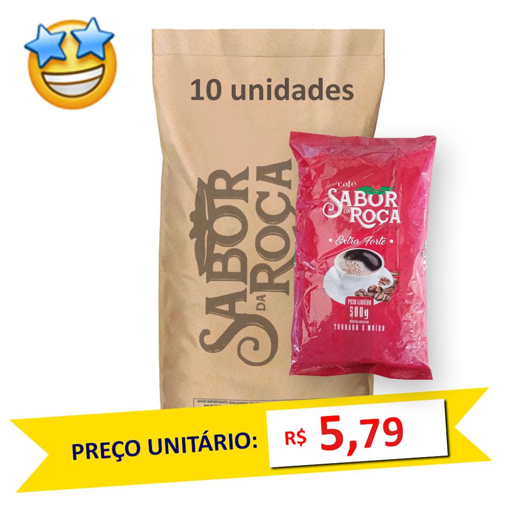 Café Sabor da Roça 500g (Fardo c/ 10)