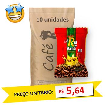 Café Rei da Manhã Tradicional 500g (Fardo 5kg)