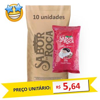 Café Trad. SaborDaRoça 500g (Fardo 5kg)