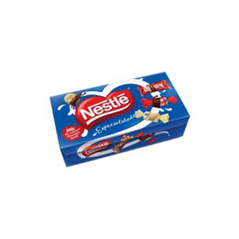 Caixa de Bombom Sortidos Nestlé Especialidades 300g  - Grupo Borges Atacadista