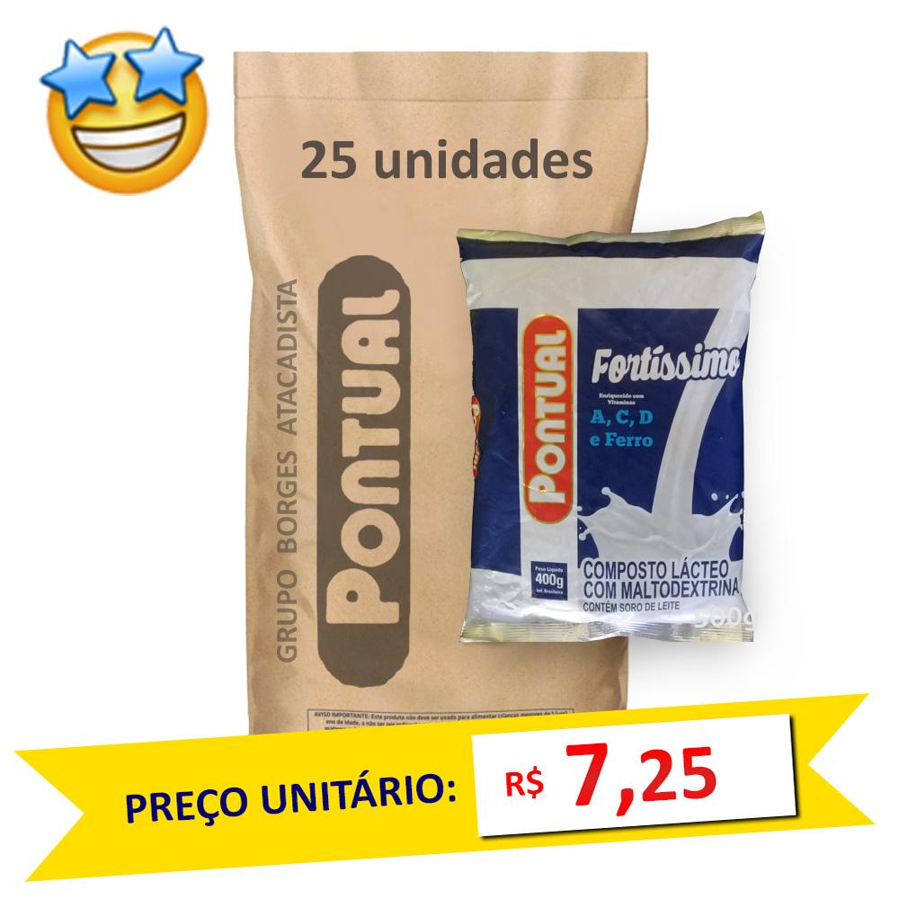Composto Lácteo Pontual 400g (Fardo 10kg)