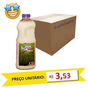 Desinfetante Eucalípto SuperPro 2l (Caixa c/ 6)