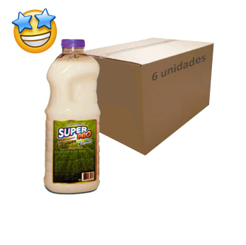 Desinfetante SuperPro Eucalípto 2l (Caixa c/ 6)