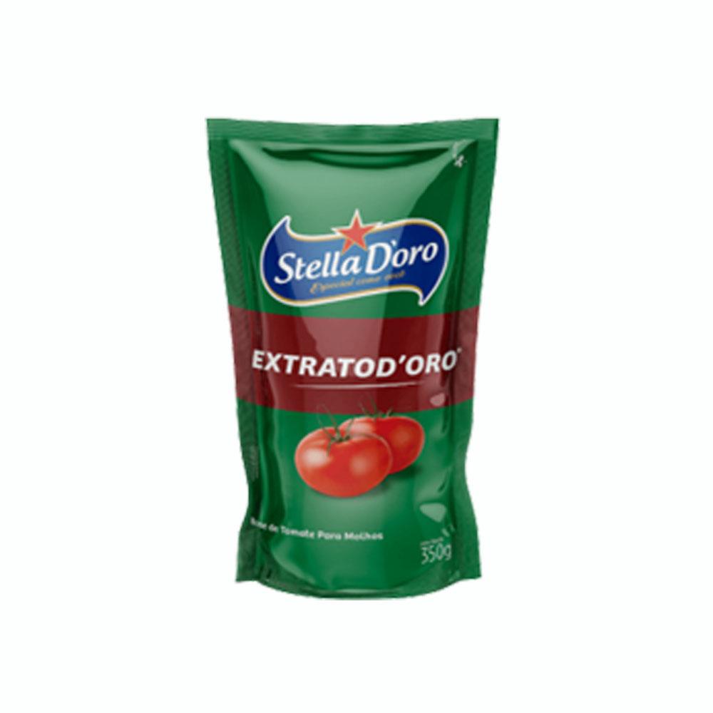 Extrato de tomate Trad. Stella 350g (caixa c/24)