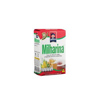 Milharina Quaker 500g  - Grupo Borges Atacadista