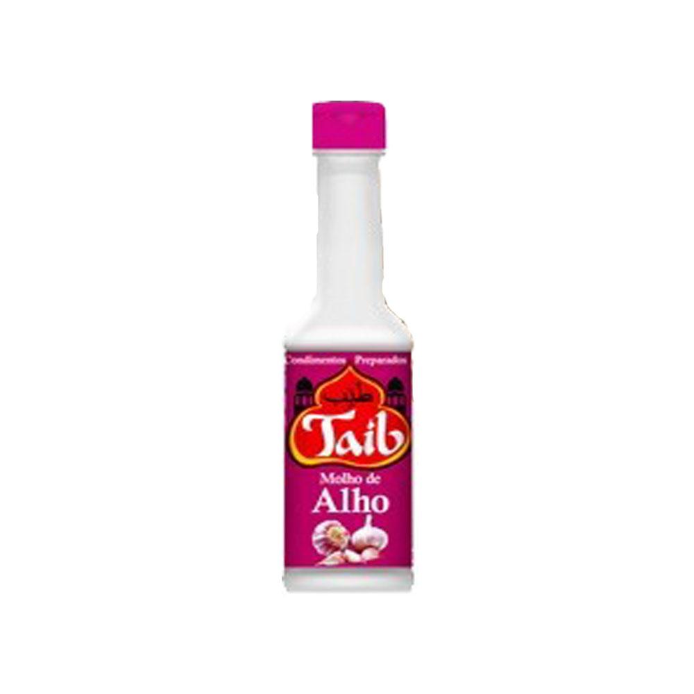 Molho de Alho 150ml Taíb (Caixa c/ 24)