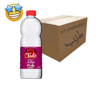 Molho de Alho Taíb 1l (Caixa c/ 12)