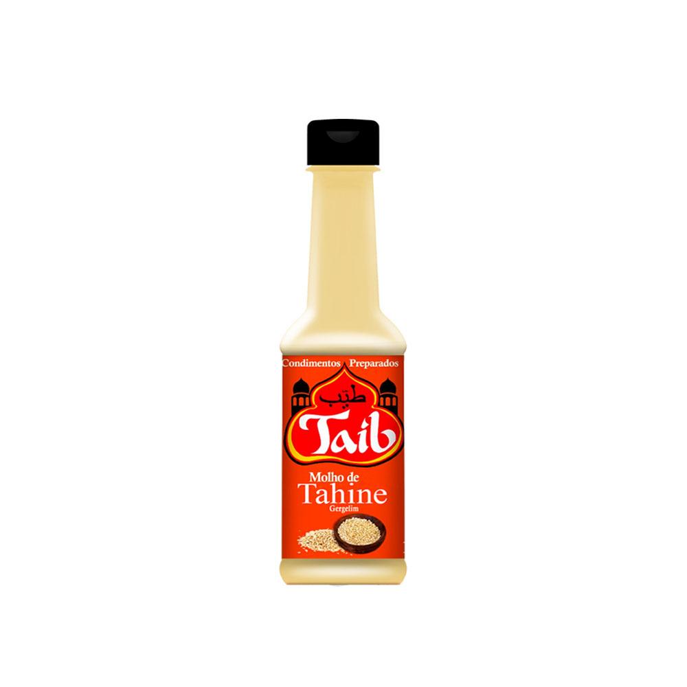 Molho Tahine 150ml Taib (caixa c/24)