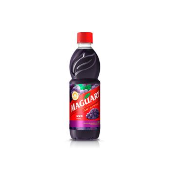 Suco Concentrado Uva Maguary (Faz 6 litros) 500ml  - Grupo Borges Atacadista