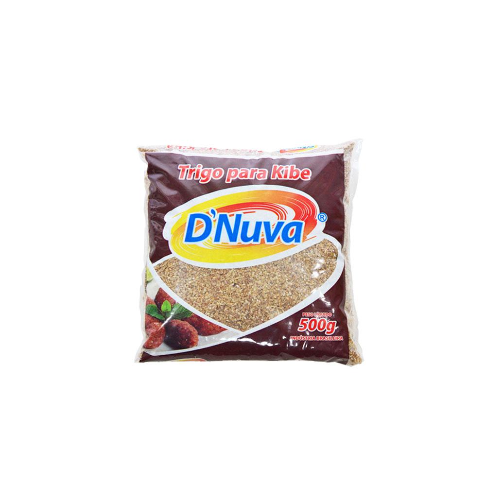 Trigo para Kibe D'Nuva 500g (fardo c/20)