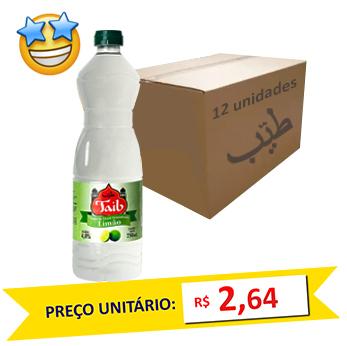 Vinagre de Limão Taíb 750ml (Caixa c/ 12)