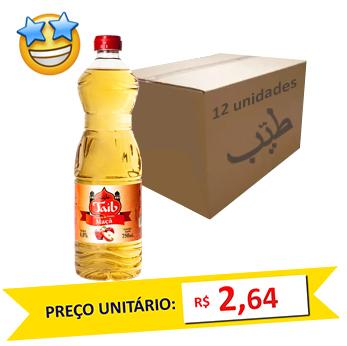 Vinagre de Maçã Taíb 750ml (Caixa c/ 12)