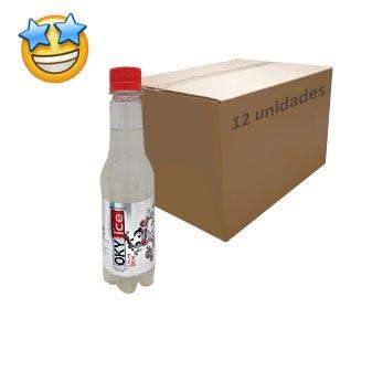 Bebida alcoólica mista Oky Ice 300ml 5.5 vol (caixa c/ 12)