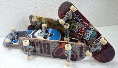 Mini Skate De Dedo E Acessórios Street Radical Well Kids