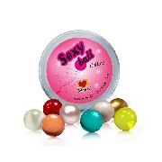 Bolinhas Explosivas excitantes e Perfumadas Sexy Ball 8 unid Sexy Fantasy