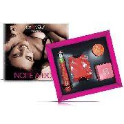 Kit Sensual Noite A Dois Pétalas, Velas, Excitante e Caneta comestível Sexy Fantasy