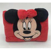 Almofada Com Compartimento Para Bolsa Térmica e Mãos Mickey Mouse