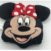 Almofada Com Compartimento Para Bolsa Térmica Minnie Mouse