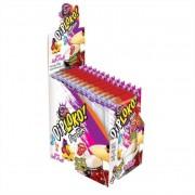 Bala Explosiva Dip Loko Pop Hits Tutti Frutti 1 CX com 15 unidades Danilla