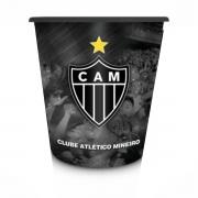 Balde Para Pipoca Atlético Mineiro Galo Presente Torcedor Atleticano Brasfoot