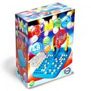 Bingo Jogo Divertido 48 Cartelas Globo Com Números