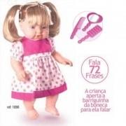 Boneca Gully Pop Frases com Acessórios Nova Toys