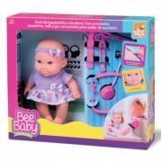 Boneca Infantil Chorinho Com Acessórios Bee Toys