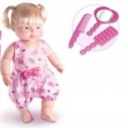 Boneca Ki Ternura Fashion Kit Fala Com Você Nova Toys
