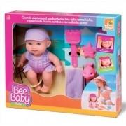 Boneca Praia Infantil Com Acessórios Bee Toys
