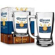 Caneca Taberna de Chopp Carona Sátiras Cervejas 340ml Brasfoot