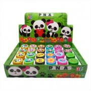 Carimbo Infantil Auto Entintado Panda 1CX com 24 unidades Yes