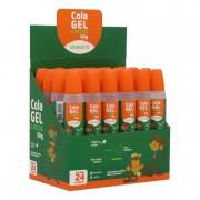 Cola Gel 2 Bicos Caixa com 24 unidades Leo e Leo Atacado