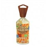 Cola para Madeira kit/ 3 Unidades 100g cada Acrilex