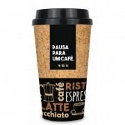 Copo Bucks Cafe 550ml - Pausa Para Um Cafe Brasfoot