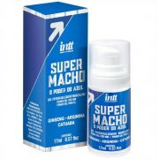 Excitante Estimulante Masculino Super Macho o Poder do Azul 17ml Intt